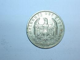 ALEMANIA- 1 MARCOS 1934 D (1041) - [ 4] 1933-1945 : Tercer Reich