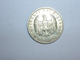 ALEMANIA- 1 MARCOS 1934 F (1043) - [ 4] 1933-1945 : Tercer Reich