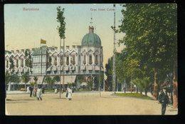 Barcelona Gran Hotel Colon Animada 1913 Serie Leon - Barcelona
