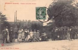 08 - ARDENNES - APREMONT - 10049 - Usine Sortie Des Ouvriers - Altri Comuni