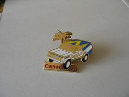 4 X 4 CANON SPI  DAKAR 92 - Rallye