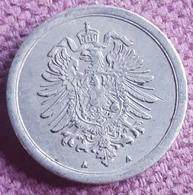 DUITSLAND :  1 PFENNIG 1917 A KM 24 Bijna UNC - [ 2] 1871-1918 : Imperio Alemán