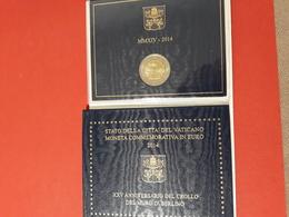 VATICANO 2014 EURO 2.00  MURO DI BERLINO - Vatican