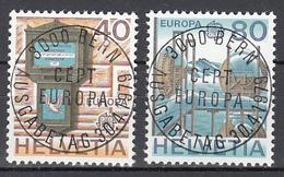 Zwitserland  Europa Cept 1979 Gestempeld Fine Used - Europa-CEPT