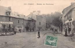 12 - AVEYRON - FIRMY - 10034 - Entrée Du Faubourg - Firmi