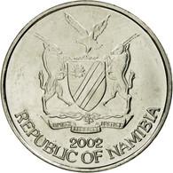Monnaie, Namibia, 10 Cents, 2002, Vantaa, TTB, Nickel Plated Steel, KM:2 - Namibia
