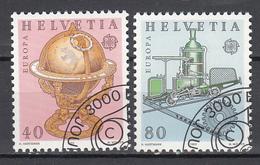 Zwitserland  Europa Cept 1983  Gestempeld  Fine Used - Europa-CEPT