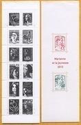 Carnet, 2013  N° 1520A Prix De Vente 8,77 € La République Au Fil Du Timbre - Commemoratives