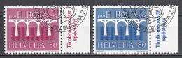 Zwitserland  Europa Cept 1984 Gestempeld Fine Used - 1984
