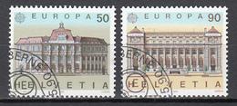 Zwitserland Europa Cept 1990 Gestempeld  Fine Used - Europa-CEPT