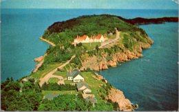 Canada Nova Scotia Cape Breton Highland Aerial View Of Keltic Lodge - Cape Breton