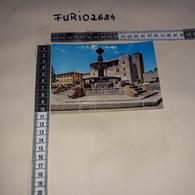 C-92287 VITERBO PIAZZA DELLA ROCCA PANORAMA - Viterbo