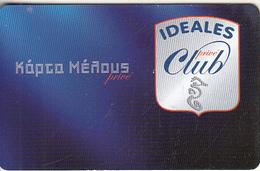 GREECE - Ideales, Member Card, Unused - Non Classificati