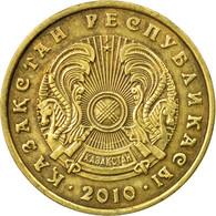 Monnaie, Kazakhstan, 5 Tenge, 2010, TTB, Nickel-brass, KM:24 - Kasachstan