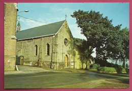 59. Godewaersvelde. Abbaye Du Mont Des Cats. Eglise Paroissiale. 1987 - France