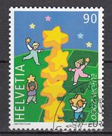 Zwitserland Europa Cept 2000  Gestempeld Fine Used - 2000