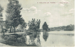 Woluwé Saint Pierre L'étang Melaerts 1909 N°6 - Woluwe-St-Pierre - St-Pieters-Woluwe