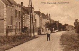 Sterpenich Rue De La Gare Animée Circulé Dans Une Enveloppe - Arlon