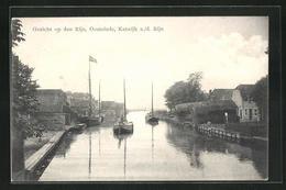 AK Katwijk A/d Rijn, Oosteinde, Rheinpartie - Katwijk (aan Zee)