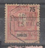 ZAMBEZIA CE AFINSA 45 - POSTMARKS OF MOÇAMBIQUE - CHINDE - Zambèze