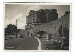 6589 - GENOVA CORSO ITALIA AUTOMOBILE 1937 - Genova (Genoa)