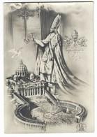6590-  VATICANO ANNUS SANCTUS 1950 ANNO SANTO 1950 PAPA PIO XII - Vatikanstadt
