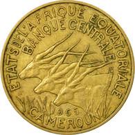 Monnaie, États De L'Afrique équatoriale, 10 Francs, 1965, Paris, TB+ - Cameroon