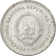 Monnaie, Yougoslavie, 2 Dinara, 1953, TB+, Aluminium, KM:31 - Yugoslavia