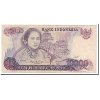 Billet, Indonésie, 10,000 Rupiah, 1985, KM:126a, TB - Indonesia