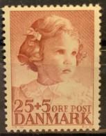 DENMARK - MH* - 1950 - # B18 - Dänemark