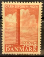 DENMARK - MH* - 1951 - # B19 - Dänemark