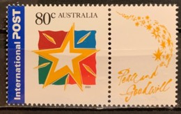 AUSTRALIA  - MNH**  - 2001 - # 2001 - 2000-09 Elizabeth II