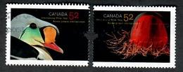 Sc. # 2208 & 05 International Polar Year Pair 2007 K611 - 1952-.... Règne D'Elizabeth II