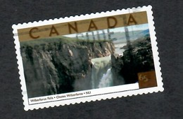 Sc. # 1989a Tourist Attractions Wilberforce Falls, Nunivut US Rate Single 2003 K613 - 1952-.... Règne D'Elizabeth II