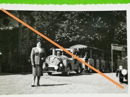 Photo Original, Spa 1954 . 9x6 - Spa