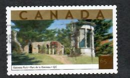 Sc. # 1989e Tourist Attractions Gatineau Quebec US Rate Single 2003 K605 - 1952-.... Règne D'Elizabeth II