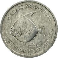 Monnaie, Singapour, 5 Cents, 1971, Singapore Mint, TTB, Aluminium, KM:8 - Singapore