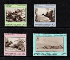 Pitcairn Islands 1987 Shipley Paintings Set Of 4 MNH - Briefmarken