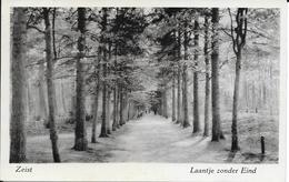 Zeist Laantje Zonde Eind Gelopen 15-9-1942 - Zeist