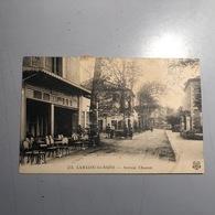 34- HERAULT - LAMALOU LES BAINS / Avenue Charcot 433 HM - Lamalou Les Bains