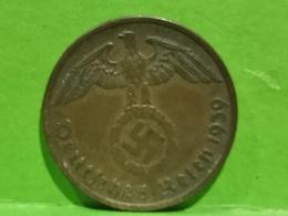 2 Reichspfennig 1939 E - [ 4] 1933-1945 : Third Reich
