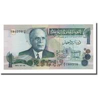 Billet, Tunisie, 1 Dinar, 1973-10-15, KM:70, NEUF - Tunisia
