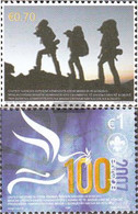 Kosovo 68-69 (complete Issue) Unmounted Mint / Never Hinged 2007 Scouts - Ungebraucht