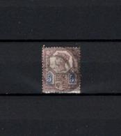 N° 99 TIMBRE GRANDE-BRETAGNE OBLITERE    DE 1887        Cote : 15 € - 1840-1901 (Victoria)