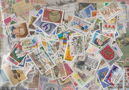 Finland 200 Different  Special Stamps And Large - Collections