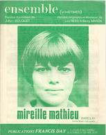 """Ensemble"" (Sometimes) Mireille Mathieu - Musik & Instrumente"