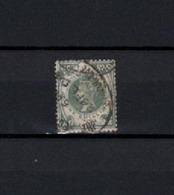 N° 103 TIMBRE GRANDE-BRETAGNE OBLITERE  DE 1887           Cote : 70 € - 1840-1901 (Victoria)