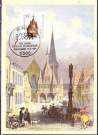 BRD FGR RFA - Rathaus Michelstadt (MiNr: 1200) 1984 - MC   LESEN!!! - BRD