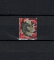 N° 104 TIMBRE GRANDE-BRETAGNE OBLITERE   DE 1887            Cote : 120 € - 1840-1901 (Victoria)