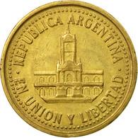 Monnaie, Argentine, 25 Centavos, 1993, TTB, Aluminum-Bronze, KM:110.2 - Argentina